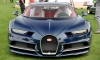 Up Close with Blue Carbon Bugatti Chiron