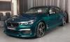 Ultimate 7er: Custom BMW M760Li in Boston Green