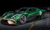 Brabham BT62 Hyper Track Car Unveiled with 700 hp