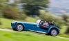 57-mpg Caterham Seven 160 Enters Production