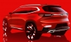 Chery Reveals Sketch of New Global Crossover