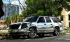 Chrome GMC Yukon Denali by Metro Wrapz & Forgiato