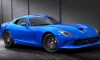 Competition Blue Wins SRT Viper Color Contest