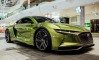 DS E-Tense Makes UK Debut Inside Shopping Center
