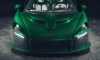 Emerald Green McLaren Senna Delivered to Michael Fux in NYC