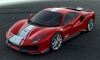 Ferrari 488 Pista 'Piloti Ferrari' Tailor Made Unveiled at Le Mans
