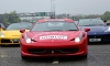 Ferrari Owners Club GB Celebrates 50th Anniversary with Large Parade