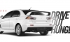 Final Mitsubishi Lancer Evo to be Auctioned for Charity