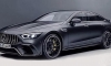 Four-Door Mercedes-AMG GT Coupe Leaked Ahead of Geneva Debut