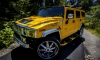 Chinese Dragon-Themed Hummer H2 by Vilner