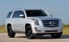842bhp Hennessey Cadillac Escalade in Action