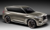 Infiniti QX80 Monograph Unveiled in New York