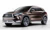 Infiniti QX50 Concept Previewed Ahead of NAIAS Debut