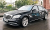 Autonomous Mercedes S-Class Goes on