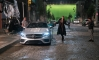 Justice League Superheroes Drive Mercedes-Benz in New Movie