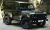 Spotlight: Kahn Design Defender 90 in Santorini Black