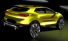 2018 Kia Stonic Revealed in Official Renderings