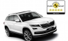 Skoda Kodiaq Earns EuroNCAP 5 Star Safety Rating