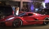 Lewis Hamilton Hangs Out with Justin Bieber in His LaFerrari