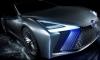 Lexus LS+ Concept Revealed with Autonomous Mode