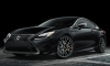 Lexus RC F Sport Black Line Edition Set for New York Debut