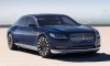 Lincoln Continental Concept Revealed for NYIAS