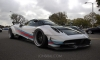 Virtual Tuning: Pagani Huayra BC Wide Body in Martini Colors