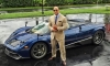 Pagani Huayra Is the Latest Supercar Dwayne Johnson Can't Fit In