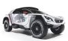 Official: Peugeot 3008 DKR