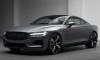 2019 Polestar 1 Makes Geneva Debut in Matte Grey
