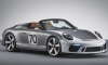 Porsche 911 Speedster Concept Is a 70th Anniversary Special