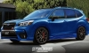2020 Subaru Forester STI Might Be on the Cards