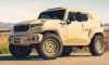 Rezvani TANK Military Edition Is Fit for Invading Baghdad!