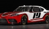 New Toyota Supra NASCAR Unveiled for 2019 Xfinity Series