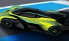 Aston Martin Valkyrie AMR Pro Can Pull 3.3g Around Corners!