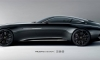 Vision Mercedes-Maybach 6 Looks Good in Black