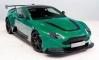 Viridian Green Aston Martin Vantage GT12