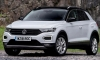2019 Volkswagen T-Roc Gets a New Diesel Engine in the UK