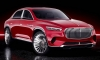 Vision Mercedes-Maybach Ultimate Luxury Leaked Ahead of Beijing Debut