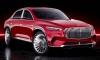 Vision Mercedes-Maybach Ultimate Luxury Leaked Ahead of Beijing Debut