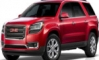 2013 GMC Acadia Unveiled