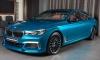 BMW M760Li Individual Looks Dapper in Long Beach Blue