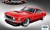 Classic Recreations to Build Continuation Boss and Mach 1 Mustangs