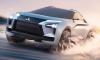 Mitsubishi e-EVOLUTION Concept Unveiled in Tokyo