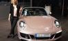 Worth Seeing: Frozen Berry Porsche 911 for Laura Siegemund