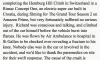 Richard Hammond Crashes £2M Hypercar on Set of Grand Tour