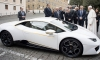 Pope's Lamborghini Huracan Sold for $861K at Auction