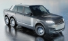 Range Rover 6x6 Pickup Proposed by Coachbuilder