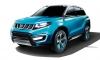 Suzuki Unveils its iV-4 Concept Crossover