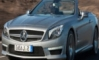 New Mercedes SL63 AMG Officially Unveiled